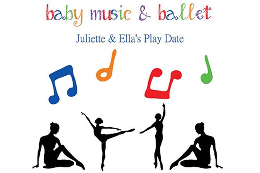 Juliette & Ella's Play Date: Baby Music & Ballet (at Central Park & West 81st St)