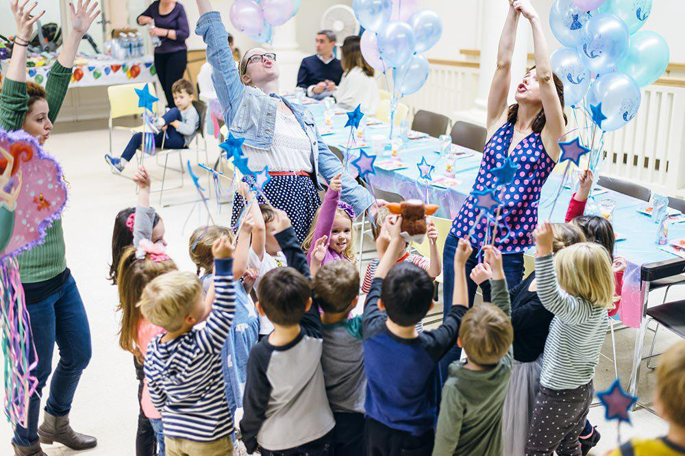 10% Off Theatre-tastic Birthday Party Package